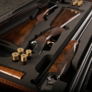 Wenge & Snakewood Gun Drawer