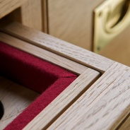 Oak Drawer Insert