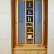 Twin Gun Safes & Shelving