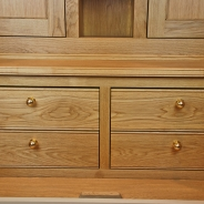 Oak Ammunition Drawers